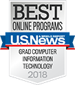 U.S. News Ranking Badge - Information Technology
